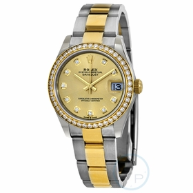 Rolex 278383CDO Datejust 31 Ladies Automatic Watch