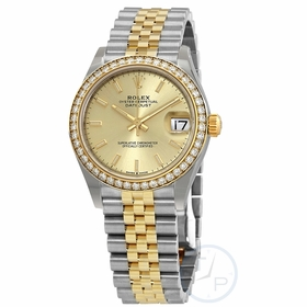 Rolex 278383CSJ Datejust 31 Ladies Automatic Watch