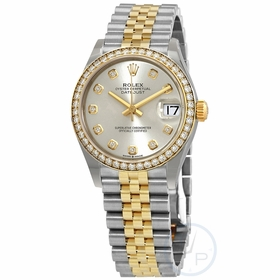 Rolex 278383SDJ Datejust 31 Ladies Automatic Watch