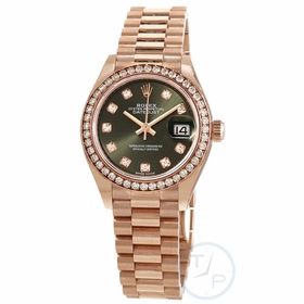 Rolex 279135GNDP Lady-Datejust Ladies Automatic Watch