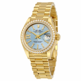 Rolex 279138BLSRDP Lady-Datejust 28 Ladies Automatic Watch