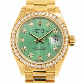 Rolex 279138GNDP Lady Datejust Ladies Automatic Watch