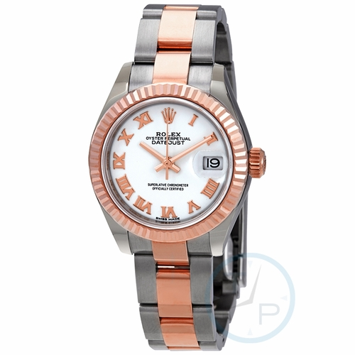 Rolex 279171WRO Lady-Datejust 28 Ladies Automatic Watch