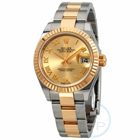 Rolex 279173CRO Lady Datejust Ladies Automatic Watch