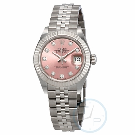 Rolex 279174PDJ Lady Datejust Ladies Automatic Watch
