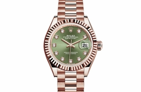 Rolex 279175GNDP Lady-Datejust Ladies Automatic Watch