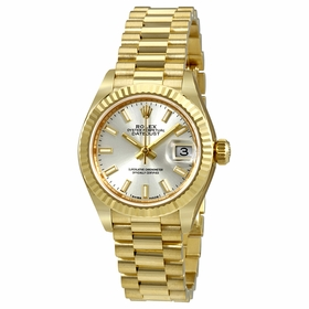Rolex 279178SSP Lady-Datejust 28 Ladies Automatic Watch