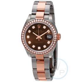 Rolex 279381CHDO Lady Datejust Ladies Automatic Watch