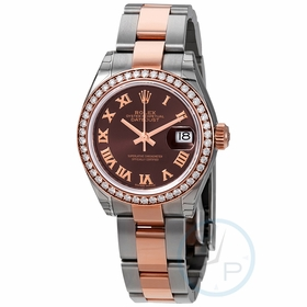 Rolex 279381CHRO Datejust Ladies Automatic Watch