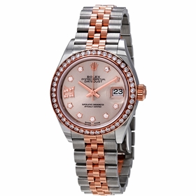 Rolex 279381SNRDJ Lady Datejust Ladies Automatic Watch