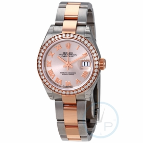 Rolex 279381SNRO Datejust Ladies Automatic Watch