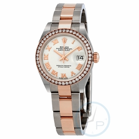 Rolex 279381WRO Datejust Ladies Automatic Watch