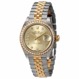 Rolex 279383CDRJ Lady Datejust Ladies Automatic Watch