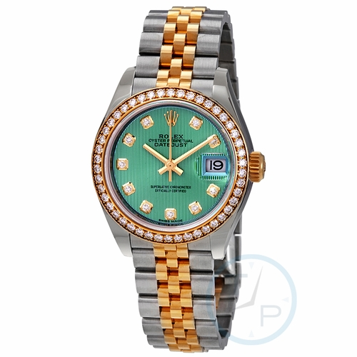 Rolex 279383GNDJ Lady Datejust Ladies Automatic Watch