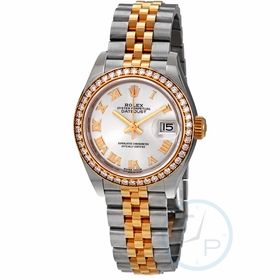 Rolex 279383SRJ Lady-Datejust 28 Ladies Automatic Watch