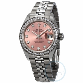 Rolex 279384PDJ Lady Datejust Ladies Automatic Watch