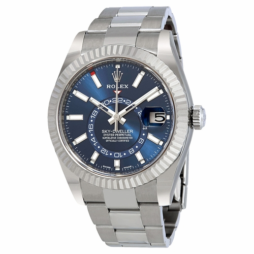 Rolex 326934BLSO Sky-Dweller Mens Automatic Watch
