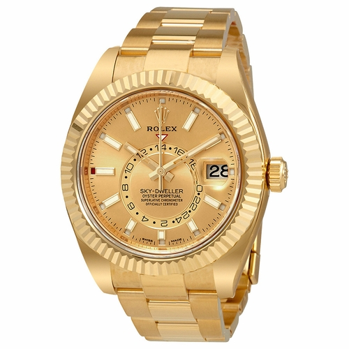 Rolex 326938CSO Sky-Dweller Mens Automatic Watch