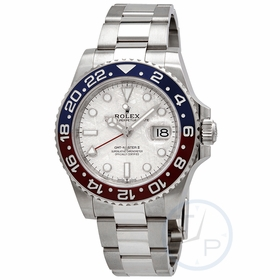 Rolex M126719BLRO-0002 GMT-Master II Mens Automatic Watch