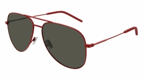 Saint Laurent CLASSIC 11 039 59  Unisex  Sunglasses