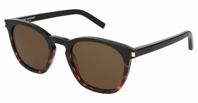 Saint Laurent SL 28-025 51  Unisex  Sunglasses