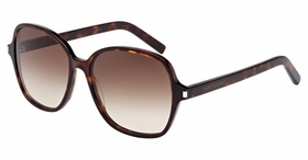 Saint Laurent SL CLASSIC8 004  Ladies  Sunglasses