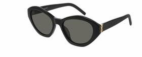 Saint Laurent SL M60-006 54  Ladies  Sunglasses