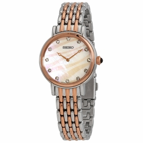 Seiko SFQ806P1  Ladies Quartz Watch