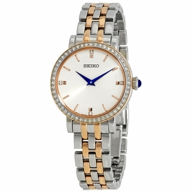 Seiko SFQ810P1 Dress Ladies Quartz Watch