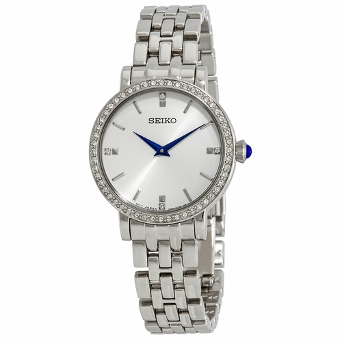 Seiko SFQ811P1 Dress Ladies Quartz Watch