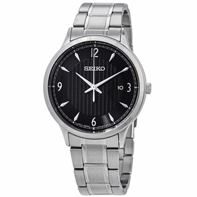 Seiko SGEH81P1 Classic Mens Quartz Watch