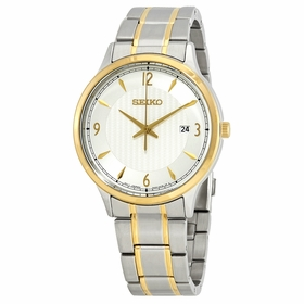 Seiko SGEH82P1 Classic Mens Quartz Watch