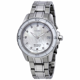 Seiko SKA881 Sportura Ladies Auto-Quartz Watch