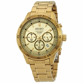 Seiko SKS526 Chronograph Mens Chronograph Quartz Watch