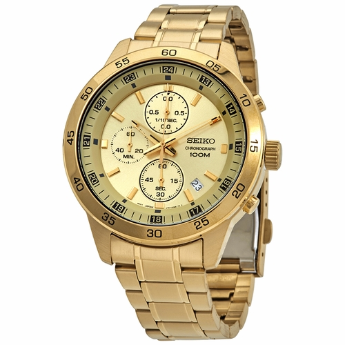Seiko SKS646P1  Mens Chronograph Quartz Watch