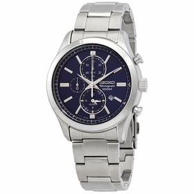 Seiko SNAF65  Mens Chronograph Quartz Watch