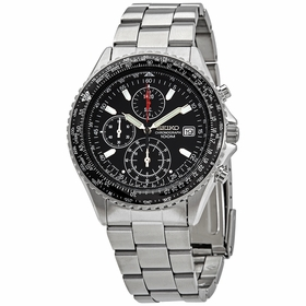 Seiko SND253P1 Flightmaster  Chronograph Quartz Watch