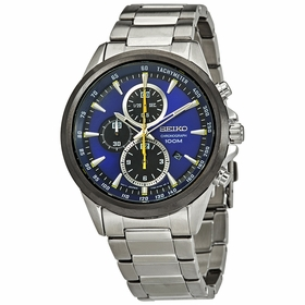 Seiko SNDG79P1 Criteria Mens Chronograph Quartz Watch