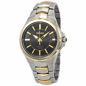 Seiko SNE412 Coutura Mens Quartz Watch