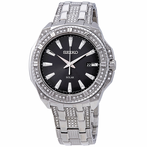 Seiko SNE457 Essentials Mens Eco-Drive Watch