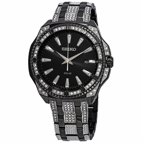 Seiko SNE459 Solar Mens Eco-Drive Watch