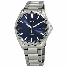 Seiko SNE483 Essentials Mens Eco-Drive Watch