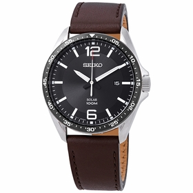 Seiko SNE487 Essentials Mens Eco-Drive Watch