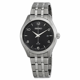 Seiko SNE489 Essentials Mens Eco-Drive Watch