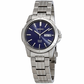 Seiko SNE501 Solar Mens Quartz Watch