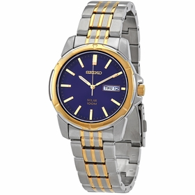 Seiko SNE502 Solar Mens Solar Quartz Watch