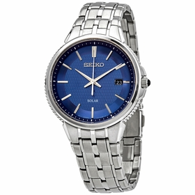 Seiko SNE507 Solar Mens Eco-Drive Watch