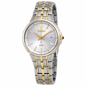 Seiko SNE508 Solar Mens Eco-Drive Watch