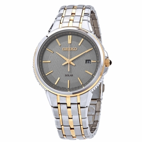 Seiko SNE522 Solar Mens Quartz Watch
