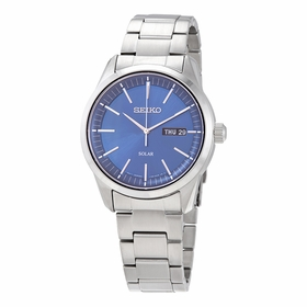 Seiko SNE525P1 Solar Mens Eco-Drive Watch